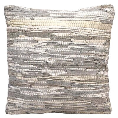 Matador Leather Chindi Accent Pillow