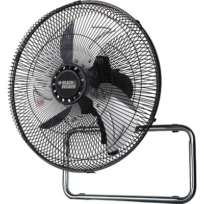 Ragalta Black and Decker Wall Fan