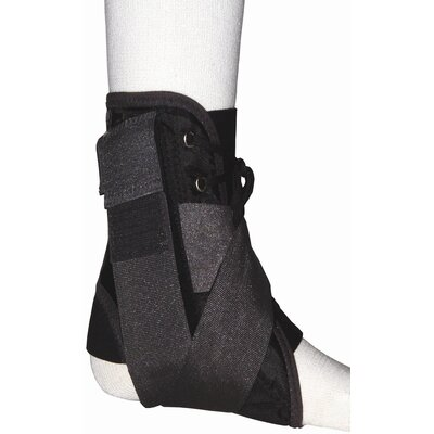 Bell-Horn Stabilizing Ankle Brace in Black
