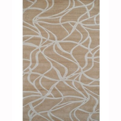 American Home Rug Co. Kinetic Beige/Ivory Rug