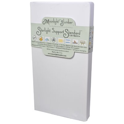 Moonlight Slumber Starlight Support Standard Innerspring Crib Mattress