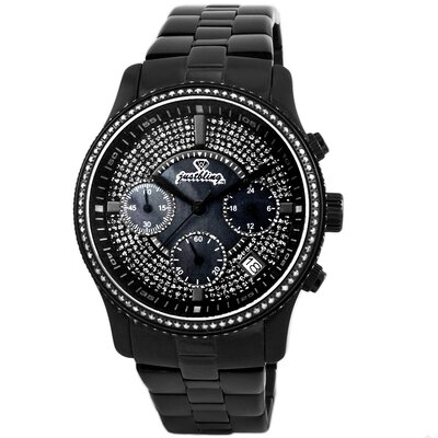 JBW Vixen Chronograph Diamond Watch