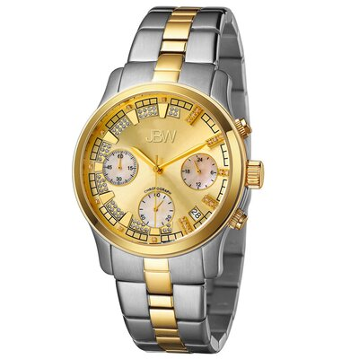 Women's Alessandra Watch in Silver / Gold