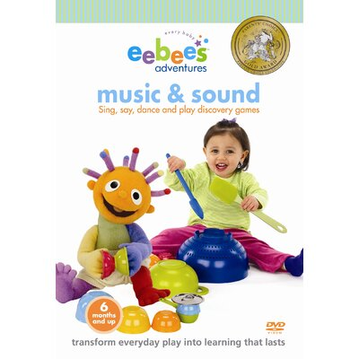 eebee Music and Sound DVD