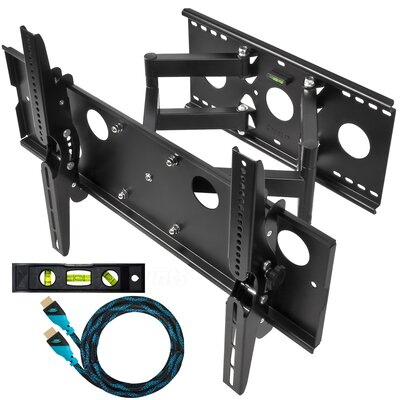 "Cheetah Mounts Dual Arm TV Mount (32"" - 65"" Screens)"