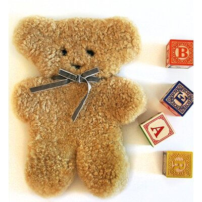 Elks & Angels Cuddle Bear in Honey