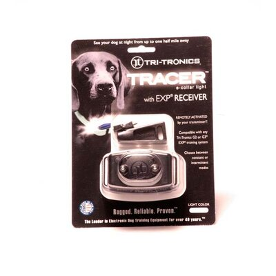 Tri-Tronics Receiver for G3 White Tracer™ Light (No Strap)
