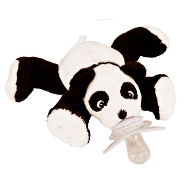 Paci-Plushies Paisley The Panda Pacifier Holder
