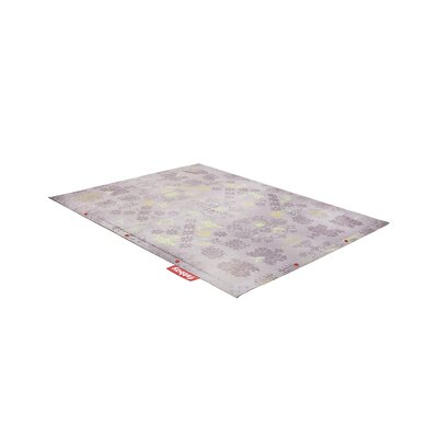Fatboy Non-Flying Lime Doodle Rug