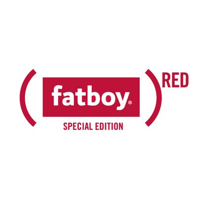 Fatboy (PRODUCT)RED Special Edition Original Beanbag