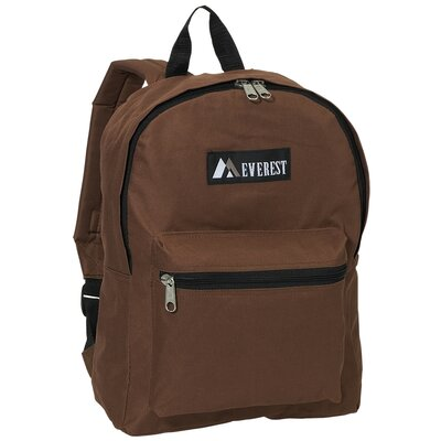 "Everest 15"" Basic Backpack"