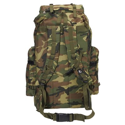 "Everest 24"" Hiking Backpack in Jungle Camo"