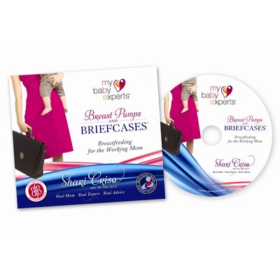 My Baby Expert Breast Pumps and Briefcases Audio CD
