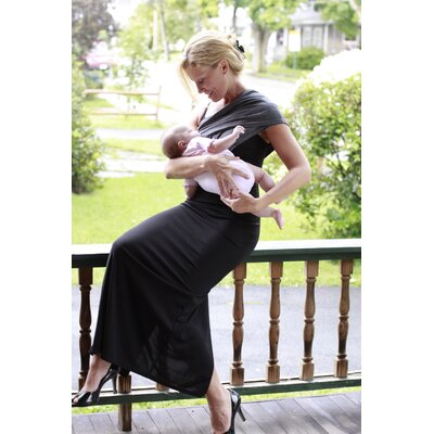 Slurp & Burp Baby Bond Large / X-Large Original Nursing Cover in Black