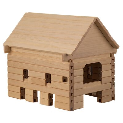 Stack and Stick Country Barn Building Set