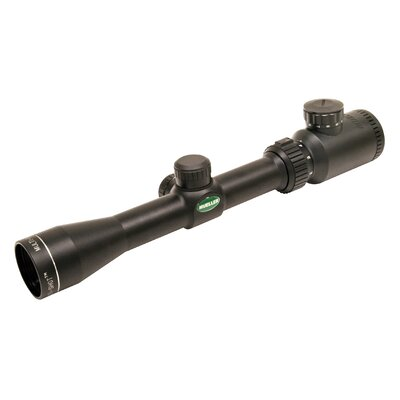 2-7x32 Multi Shot Shotgun Scope in Matte Black