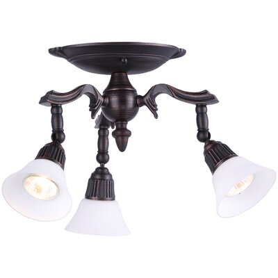 Devonshire 3 Light Track Light