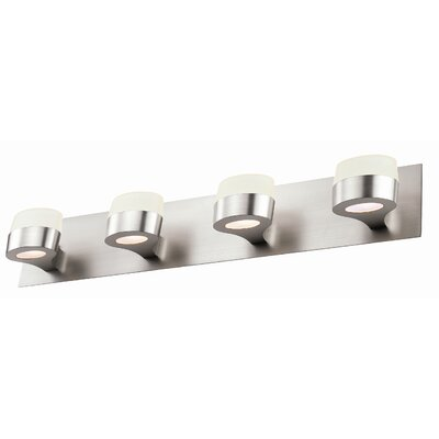 DVI Europa 4 Light Bath Vanity Light