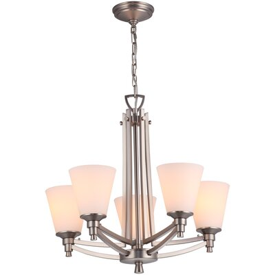Georgetown 5 Light Chandelier