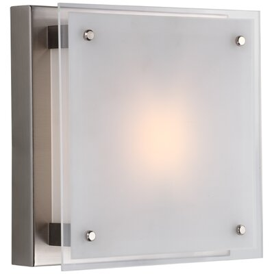 DVI Helios 1 Light Flush Mount