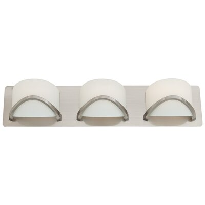 DVI Solstice 3 Light Bath Vanity Light