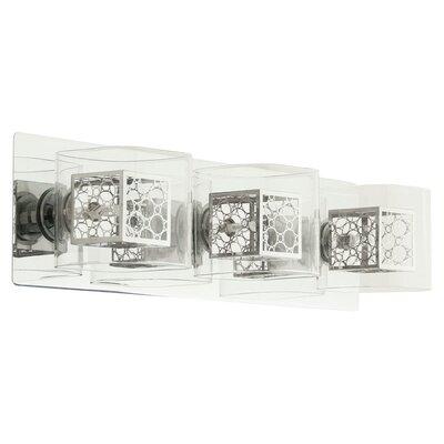 DVI Trilogy 3 Light Bath Vanity Light