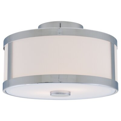 DVI Uptown 2 Light Flush Mount