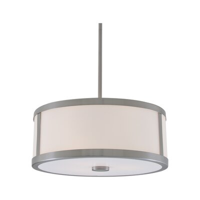 DVI Uptown 3 Light Drum Pendant