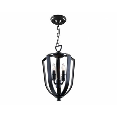 DVI Castille 4 Light Foyer Pendant