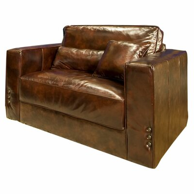 Laguna Top Grain Leather Chair