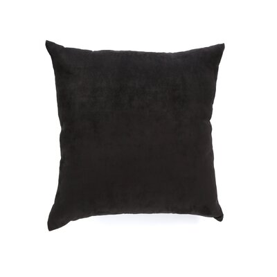 Ultra Suede Polyester Square Pillow