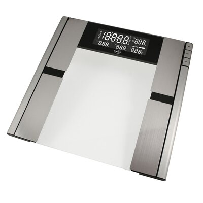 American Weigh Scales Body Fat and Water Scale
