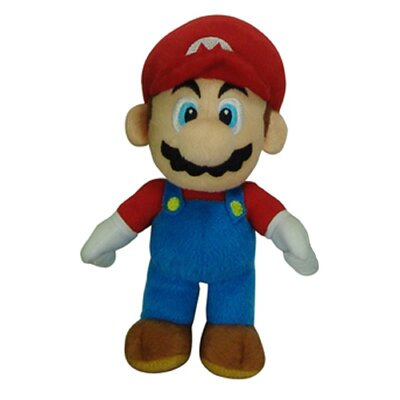 Goldie Marketing Super Mario - Mario Plush