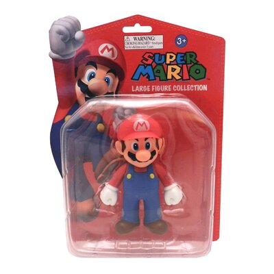 Goldie Marketing Super Mario Series 1 Mario Figure