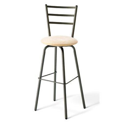 "Amisco Sophy 24"" Swivel Counter Stool"