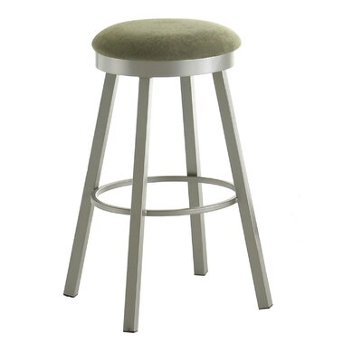 "Amisco Connor 26"" Swivel Counter Stool"