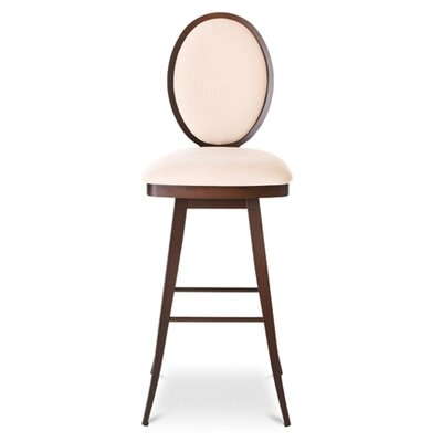 Amisco America/Europa Camelia Swivel Bar Stool