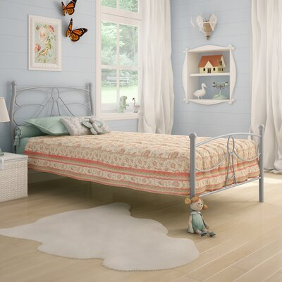 Amisco Papilio Twin Steel Bed