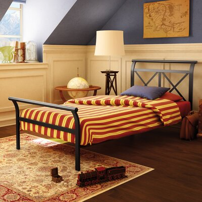 Amisco Harry Twin Steel Bed