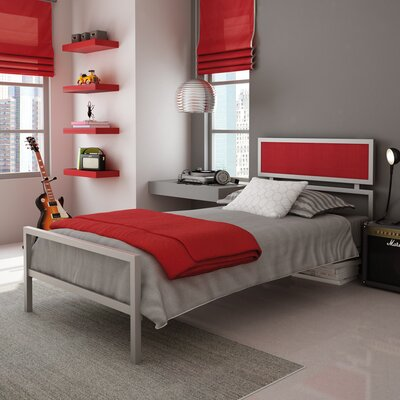 Amisco Imagine Twin Panel Bed