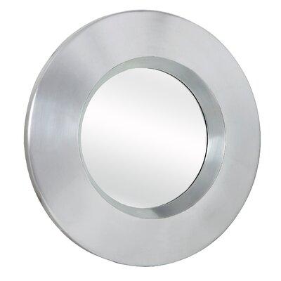 Majestic Mirror Plain Round Mirror