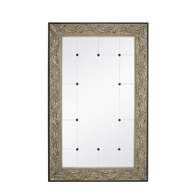 Traditional Rectangular Wall Mirror