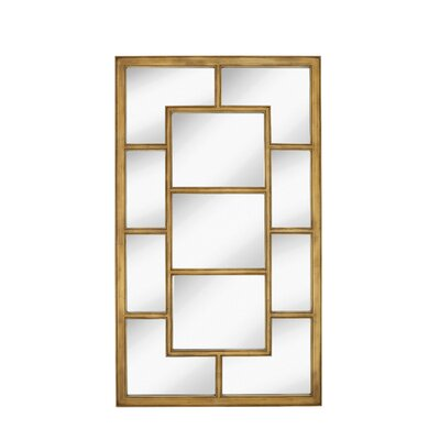 Majestic Mirror Traditional Rectangular Floor Mirror