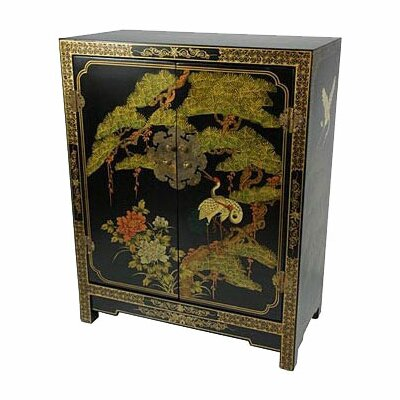 <strong>Oriental Furniture</strong> Chinese Cabinet