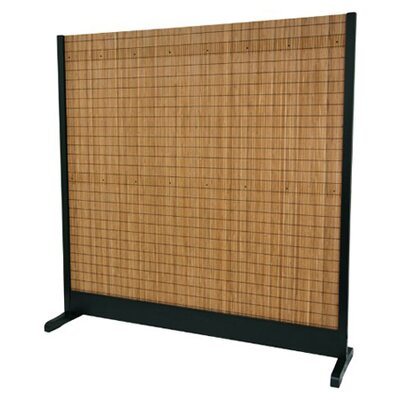 "Oriental Furniture 76"" Take Room Divider"
