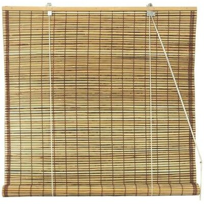 Oriental Furniture Burnt Rayon Roller Blind