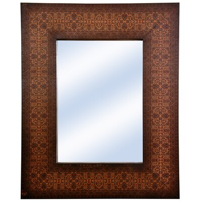 Oriental Furniture Olde-Worlde Vintage Style Mirror