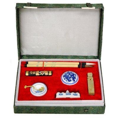 Oriental Furniture Mandarin Writing Set