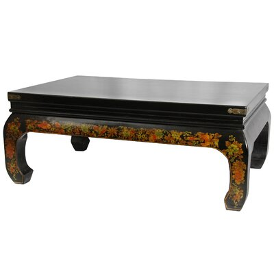 peaceful village coffee table wayfair