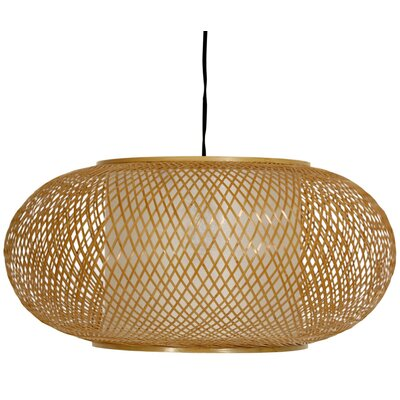 Oriental Furniture Kata Japanese 1 Light Hanging Lantern